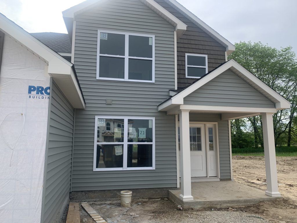 Heller Homes Available Homes - A picture our Lot 21 Rolling Oaks Henry