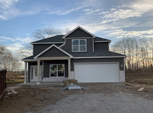 Heller Homes Available Homes - A picture our Lot 26 Rolling Oaks Lainey