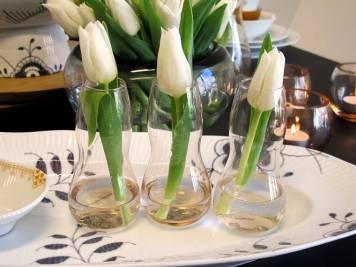 flotte vaser fra Holmegaard.