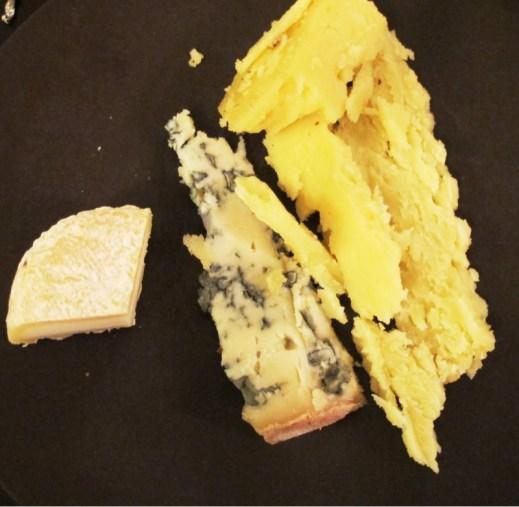 Noe så enkelt ( og godt) som oster:)