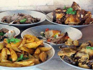Sunn, herlig mat fra alle deler av Middelhavet.