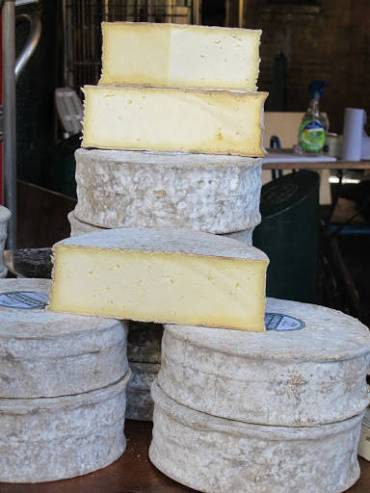 Engelske oster.