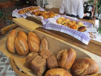 Bakervarer fra Åpent Bakeri