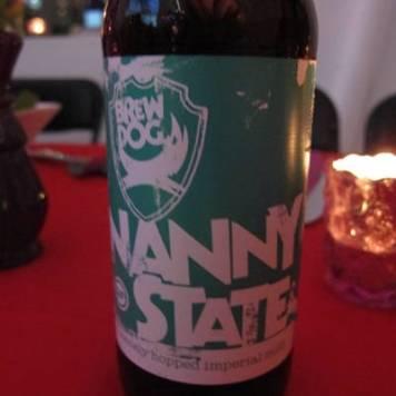 Alkoholfritt øl som passer til sterk mat.