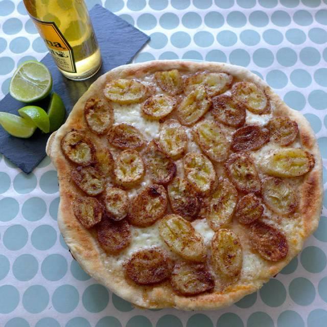 Banan-pizza.