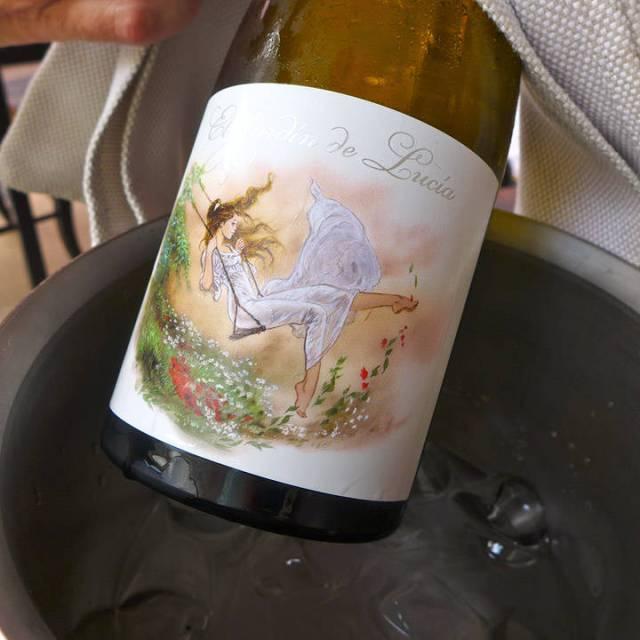 Nydelig vin til maten.