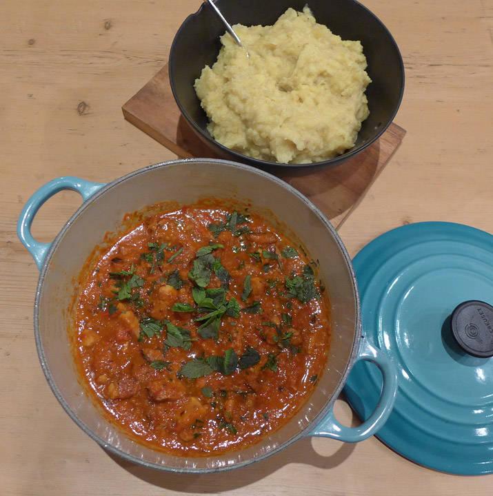 l1070568 - Fantastisk chili con carne laget med ribberester