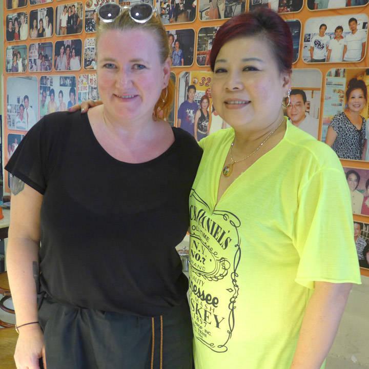 Meg og Lucy Lim