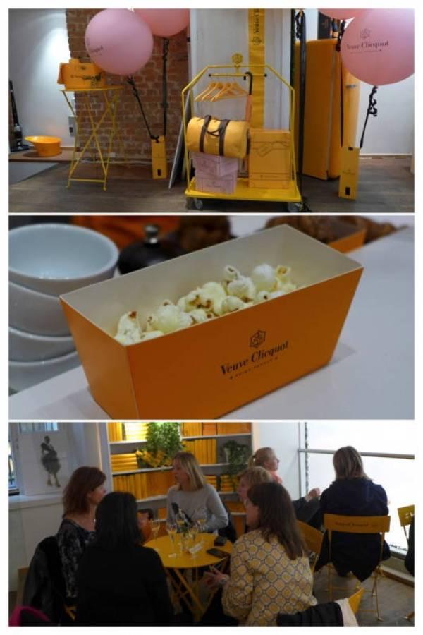 mmmm. Popcorn.