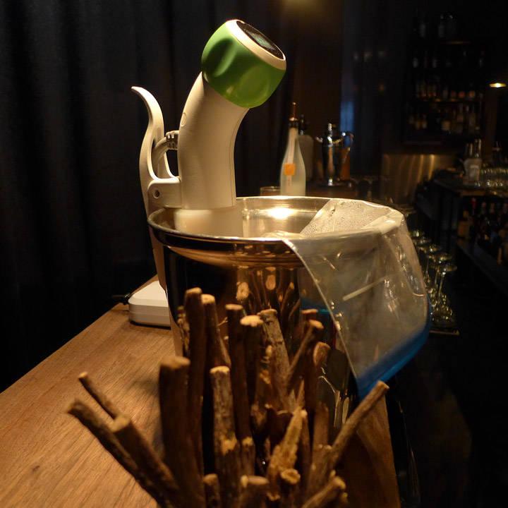 Sirkulatoren der Rikard sous vider ginen sin.