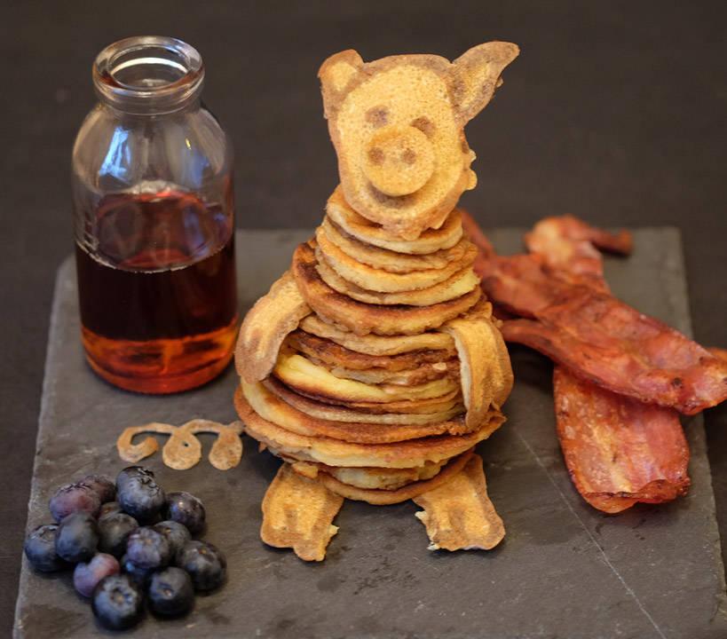 Mr. Bacon.