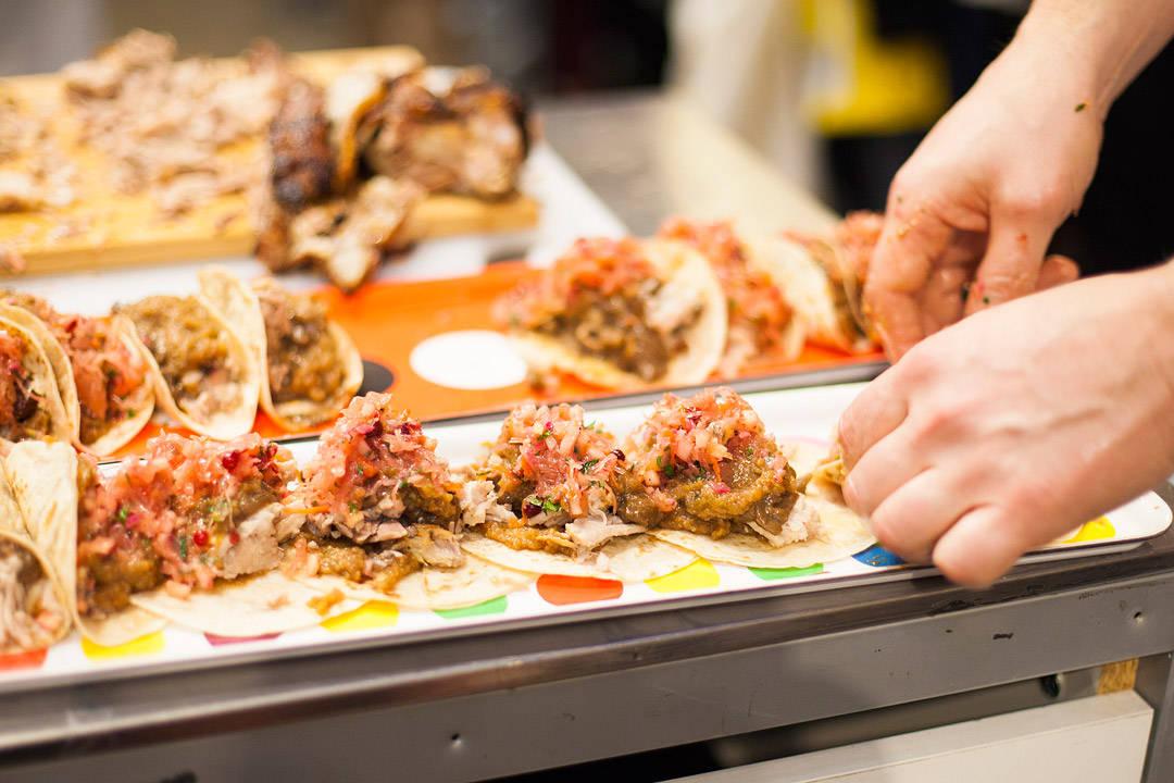 Norges beste taco. Foto: Lisa Bjørheim