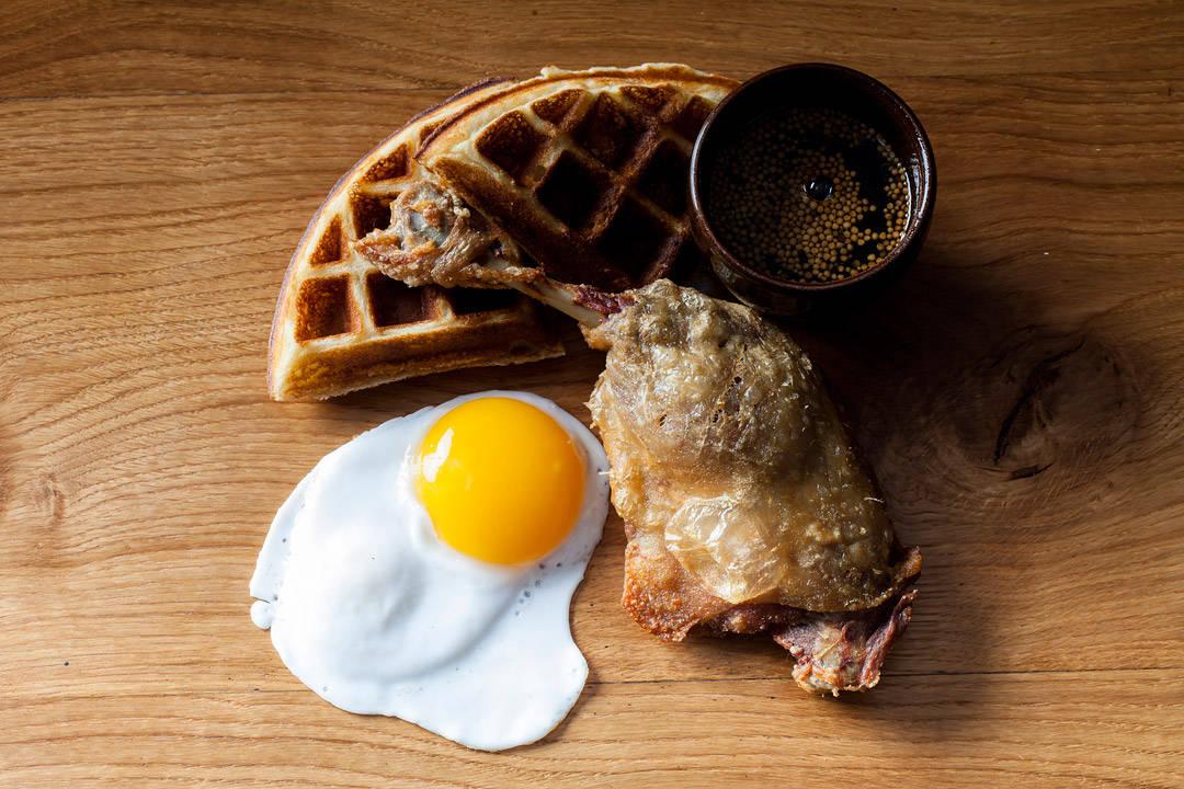 Signaturretten Duck & Waffle ((Foto: Duck&Waffle)