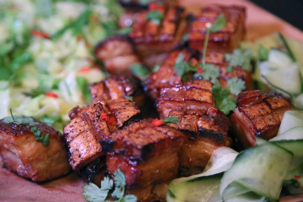 Vietnamesisk karamellribbe