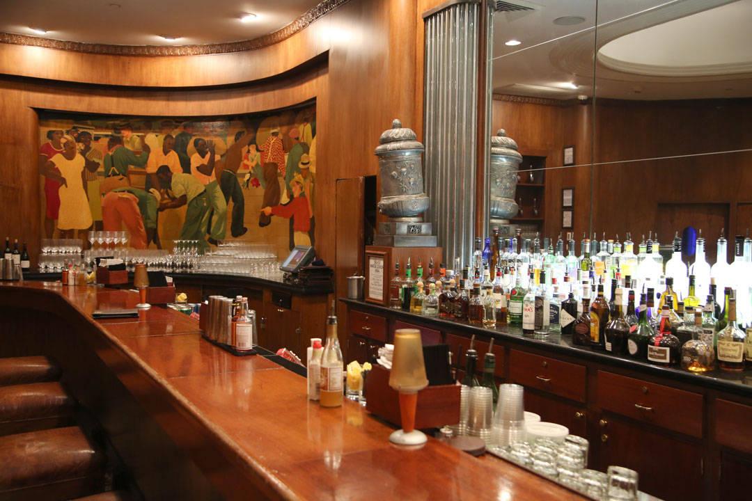The Sazerac Bar. Foto: Erik Valebrokk