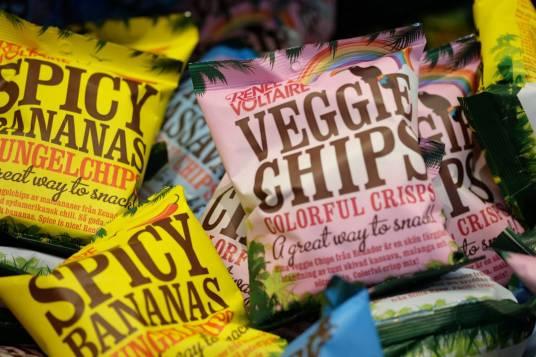 alternative chips. Så fine!