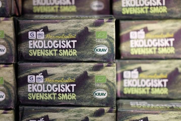 svensk økosmør