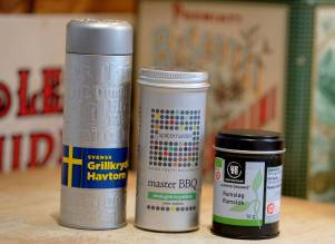 krydder: BBQ med havtorn, mix BBQ og ramsløk