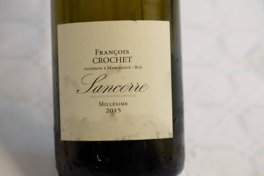 François Crochet Sancerre 2015 er en fantastisk fruktig og deilig vin fra Loire. Anbefales på det varmeste.