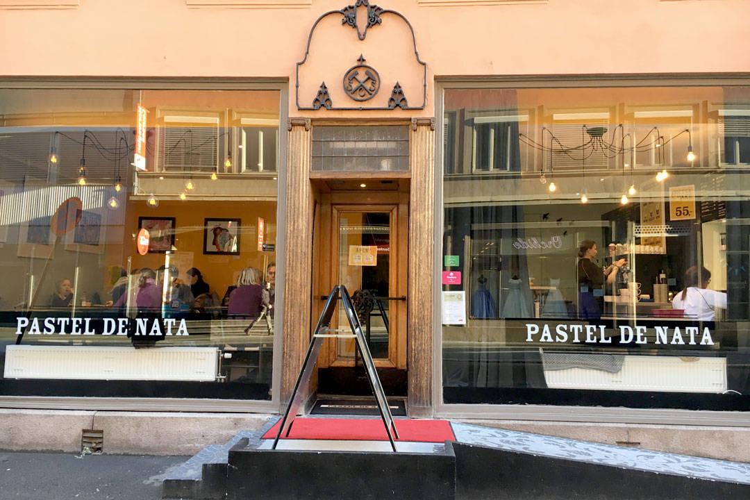 Pastel de Nata i Oslo.