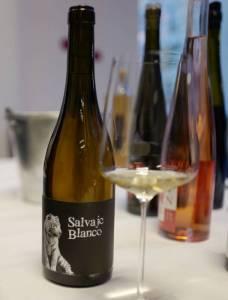 Barranco Oscuro Salvaje Blanco 2015. Ny årgang. kr 299.90. Sauvignon Blanc 100%