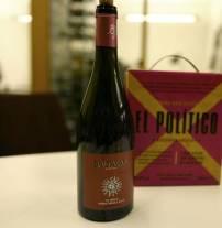 Baltasar Garnacha Vinas Viejas 2015 fra Bodegas San Alejandro koster kr. 142. En tørr (2,5 g sukker per liter) og kraftig vin.