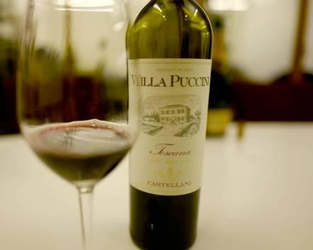 Villa Puccini 2014 fra Castellani koster kr. 119.90. Detter er en nydelig vin med masse kraft.