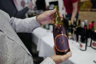 Tilbake til raringen Patrick Sullivan og vinen Patrick Sullivan Bonkers 2016. Vinen er laget på både grønne og røde viner og er utrolig spesiell. Den vil koste kr. 264,90.