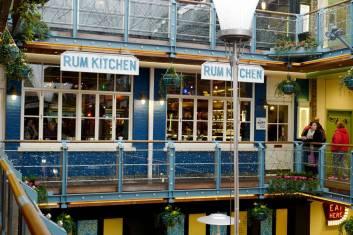 Rum Kitchen i Carnaby.