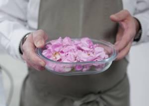 Lag mat med roser