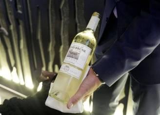 Fabelaktig hvitvin fra Bandol.