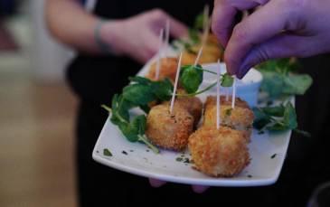 Koljeboller med persille og sitronskall. Så sinnssykt gode