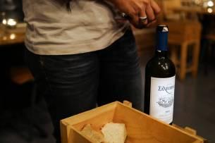 Vin fra Santorini