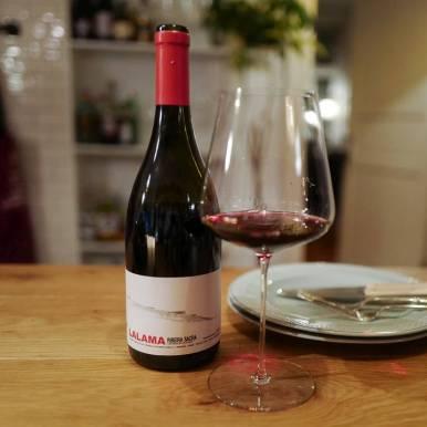 Jeg blir aldri lei denne vinen. Det er en av de vinene vi alltid plukker med oss fra polet. Lalama passer perfekt til denne lasagnen og jeg anbefaler den på det varmeste.