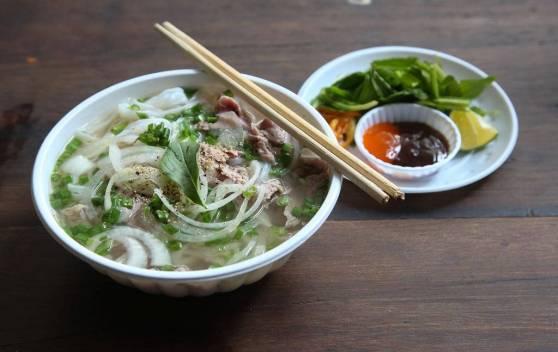 Phở, Saigon-versjon.