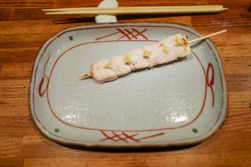 Kyllingbryst med wasabi
