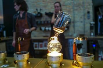 Siphon-kaffe