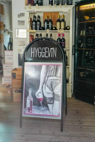 Naturvinspesialiten Hyggevin.