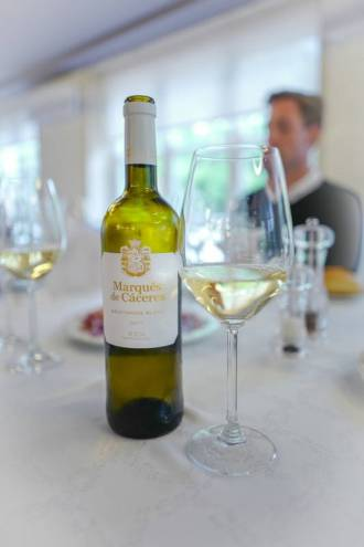 Sauvignon Blanc fra Rueda.