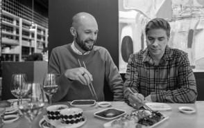 Anders Westerholm og Matti Sarkkinen