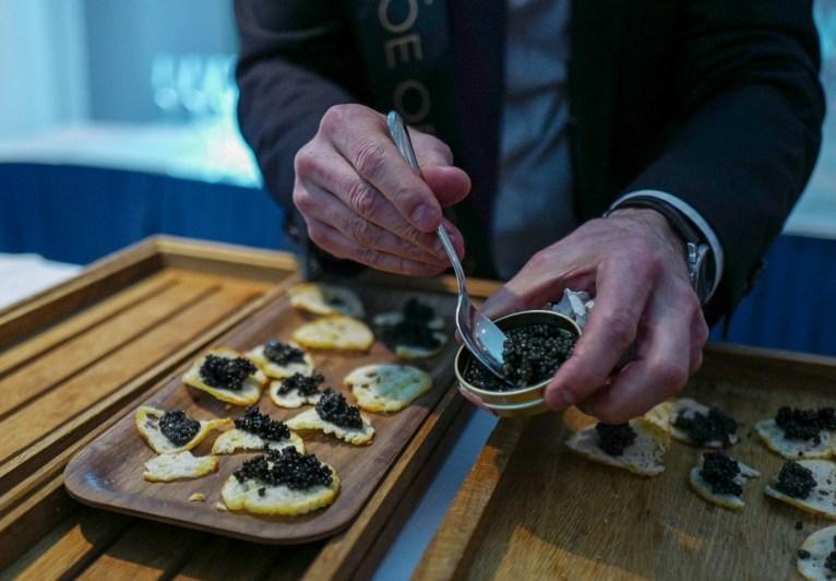bærekraftig svensk kaviar fra Artic Roe