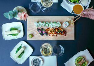 Nå åpner Sushibar + Wine i Oslo og du kan vinne gavekort