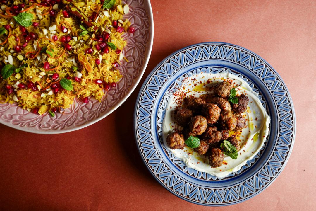 iransk ris