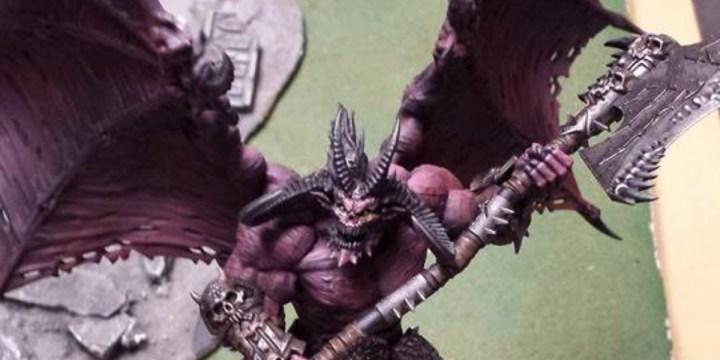 Bloodthirster of Insane Rage