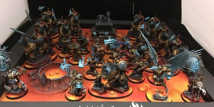 [SHOWCASE] Stormcast Eternals Army