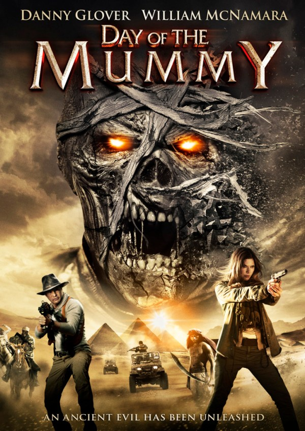 Day of the Mummy 2014 Poster and DVD Release Date