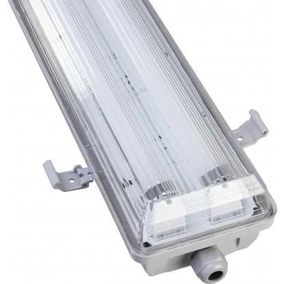 Les réglettes LED 3