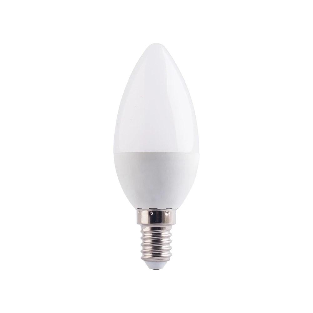 Ampoule LED E14 6W 3000k 1