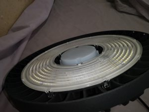 Suspension LED de 120w 22000lm 5000K-Occasion 8