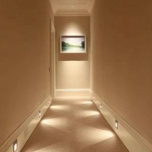 Un couloir en 3000°K